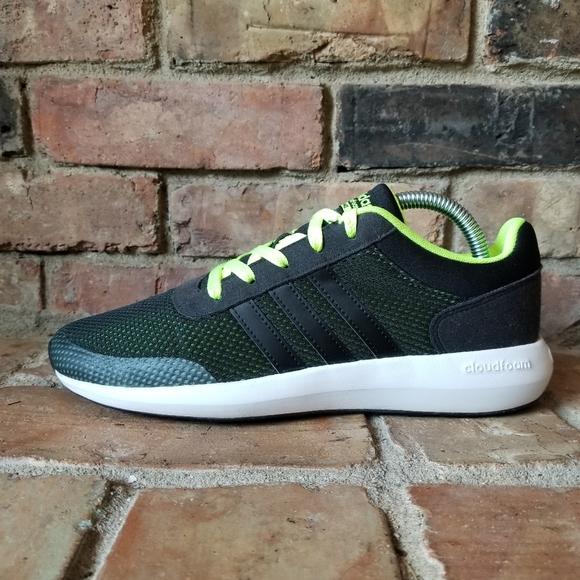 Adidas Cloudfoam Race Men's 6.5 Running Sneakers